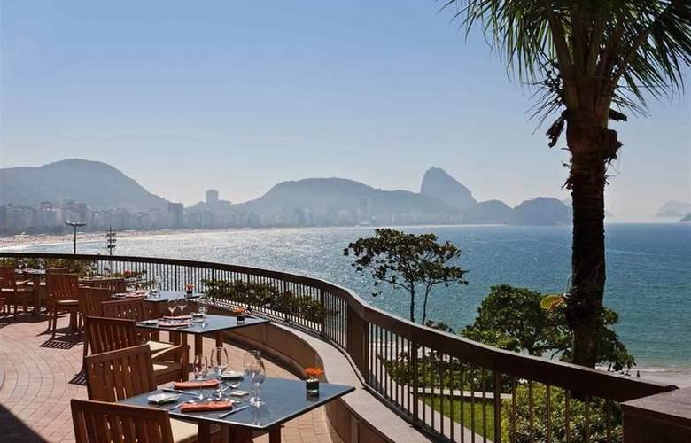 Sofitel Rio de Janeiro - Restaurant - 54