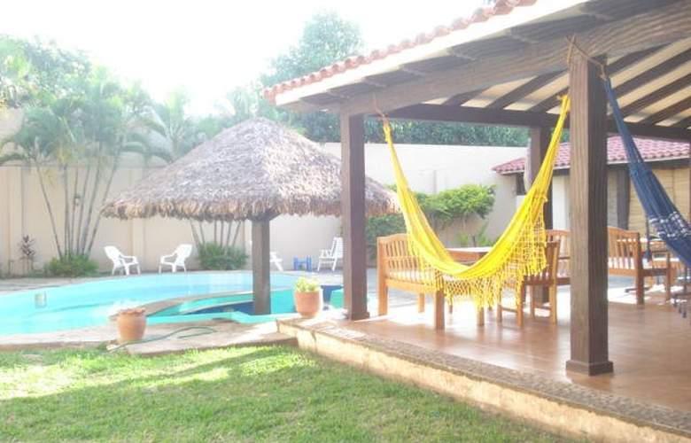 Casa Internacional Los Aventureros - Terrace - 22