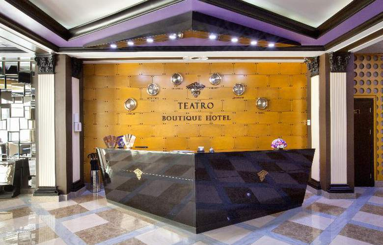 Teatro Boutique Hotel - General - 1
