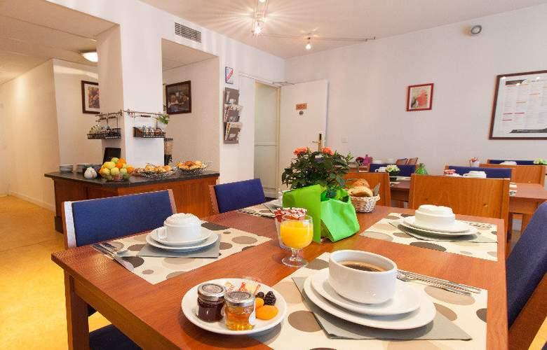Residhotel Grenette - Restaurant - 5