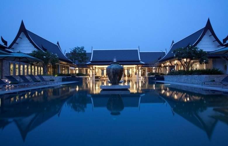 Manathai Villas Sylvia Pattaya - Pool - 2