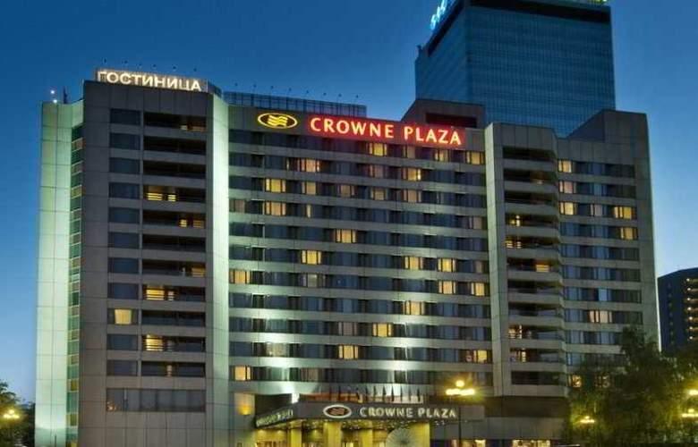 Crowne Plaza World Trade Centre - Hotel - 0