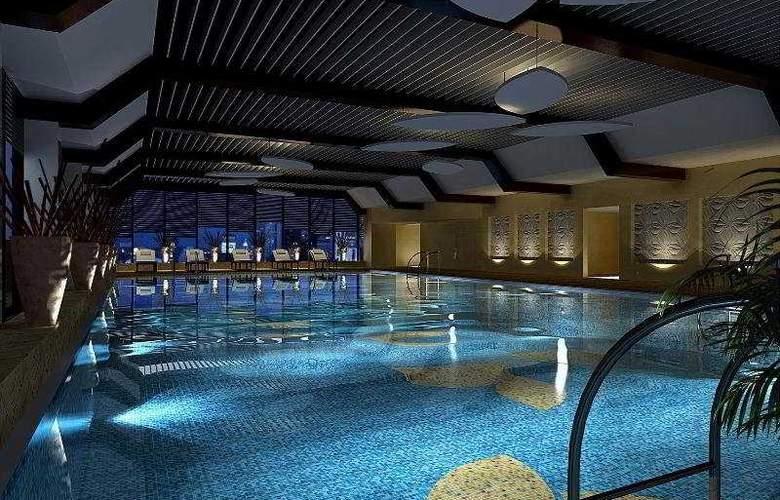 Haiwaihai Crown Hotel Hangzhou - Pool - 5