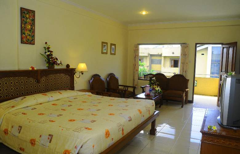 Melasti Beach Resort - Room - 11
