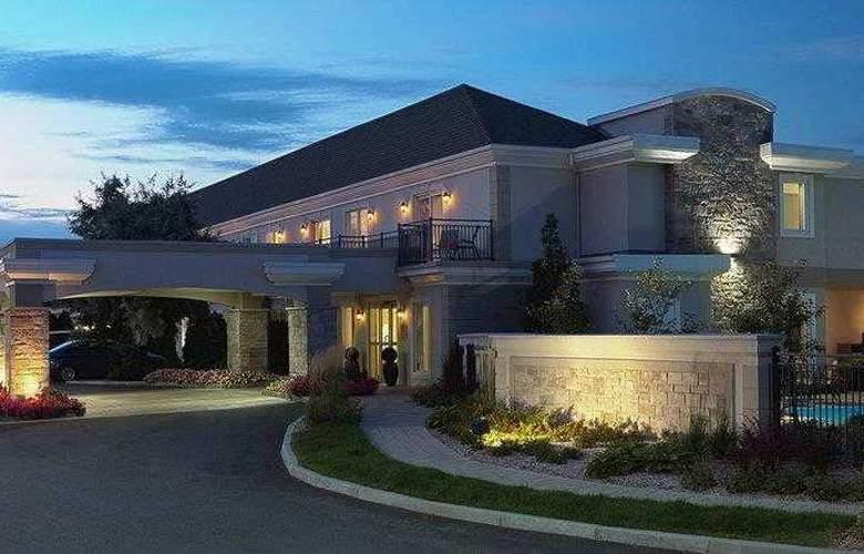 Best Western Hotel Aristocrate Quebec - Hotel - 10