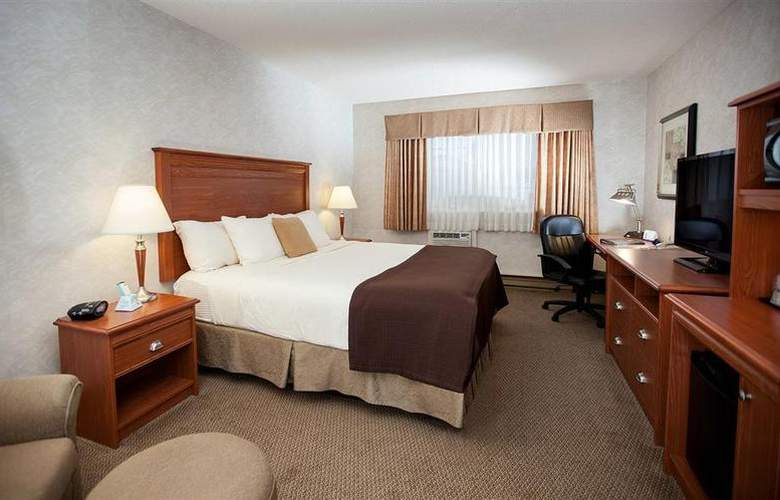 Best Western Glengarry Hotel - Room - 70