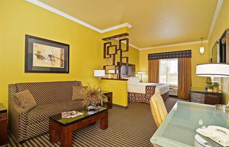 Best Western Plus Christopher Inn & Suites - Room - 166