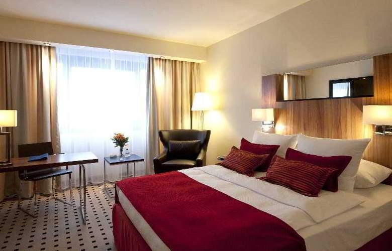 Radisson Blu Scandinavia Hotel Düsseldorf - Room - 3
