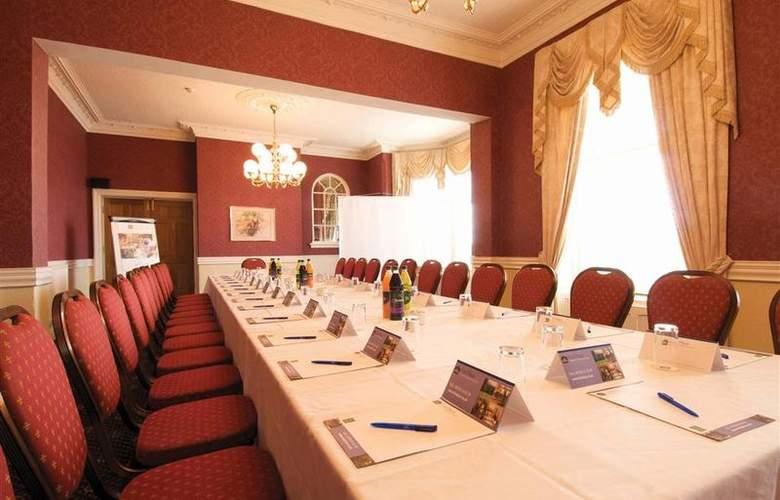 Best Western Glendower - Conference - 134
