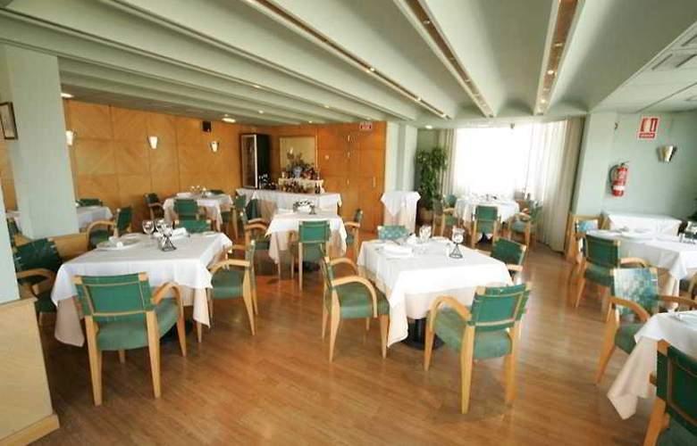 Ohtels San Antón - Restaurant - 3