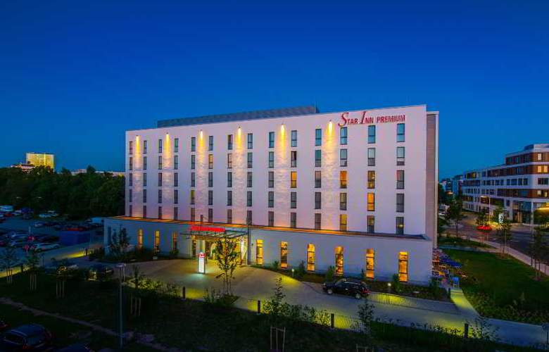 Star Inn Hotel Premium Munchen Domagkstrasse - Hotel - 10