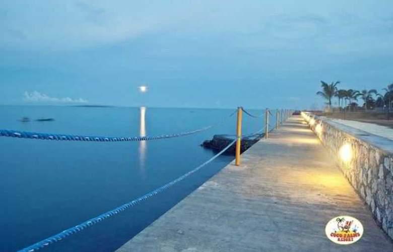 Danao Coco Palms Resort - Beach - 4