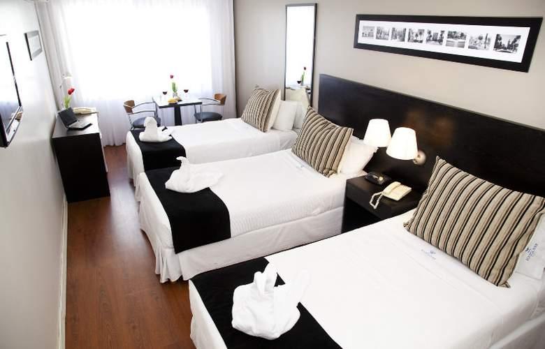 Pocitos Plaza Hotel - Room - 5