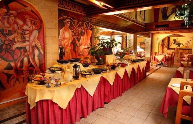 Roman Boutique Hotels - Restaurant - 11