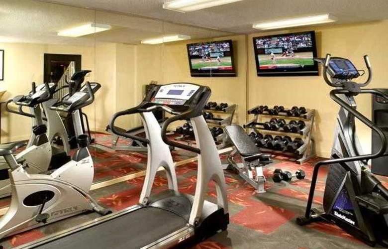 Residence Inn Atlanta Cumberland - Hotel - 10