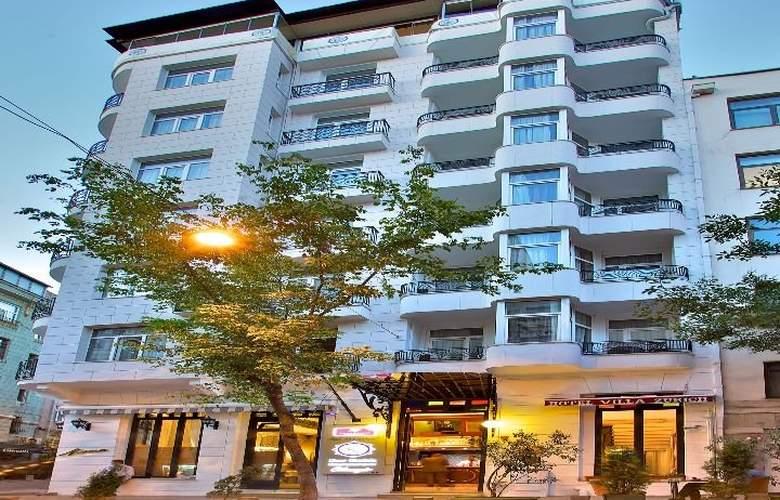 Villa Zurich - Hotel - 0