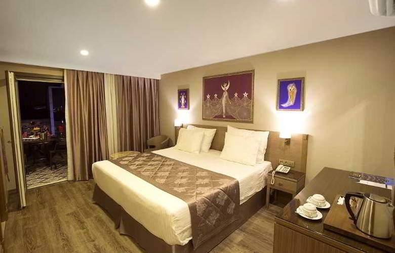 Taximist Hotel - Room - 3