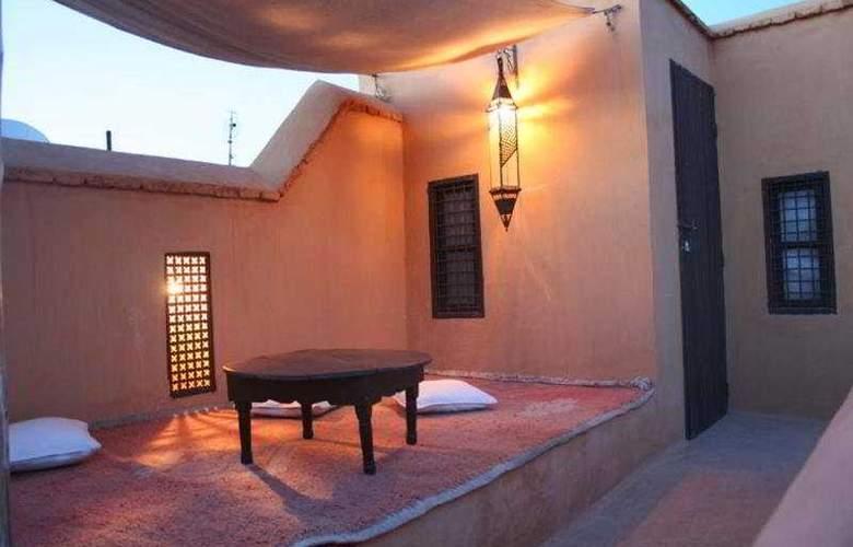 Riad Baraka & Karam - Terrace - 7