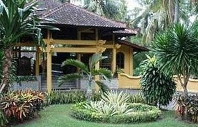 Alang Alang Boutique Beach Resort - Terrace - 4