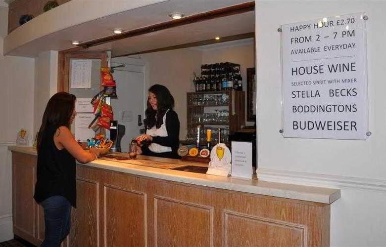 Best Western Montague Hotel - Hotel - 29