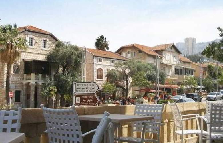 The Colony Boutique Hotel Haifa - Restaurant - 4