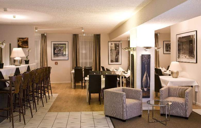 City Inn Hotel Leipzig - Restaurant - 5