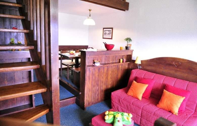Residence Maeva Le Mont d´Arbois - Room - 9