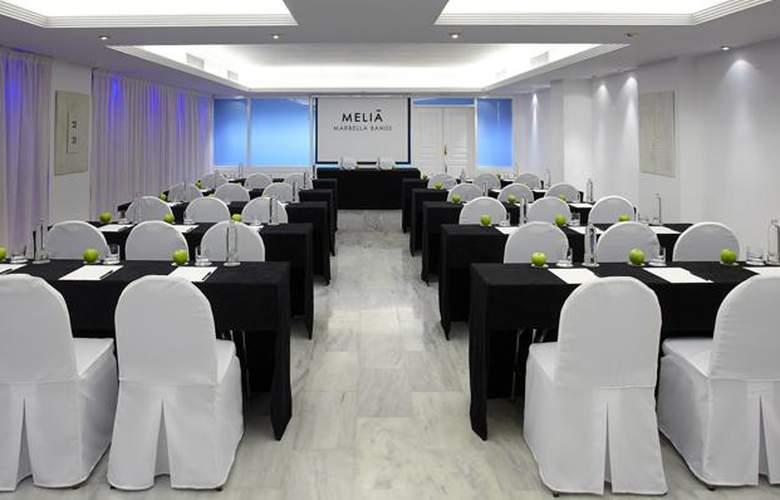 Meliá Marbella Banús - Conference - 34