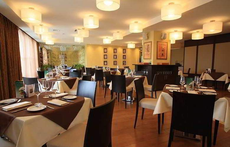 Holiday Inn Chelyabinsk - Restaurant - 27