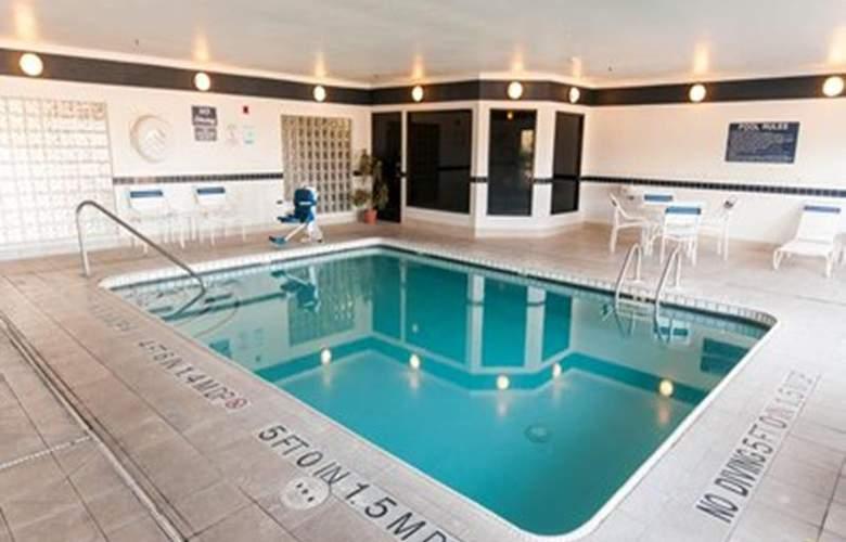 Comfort Suites Las Cruces - Pool - 27