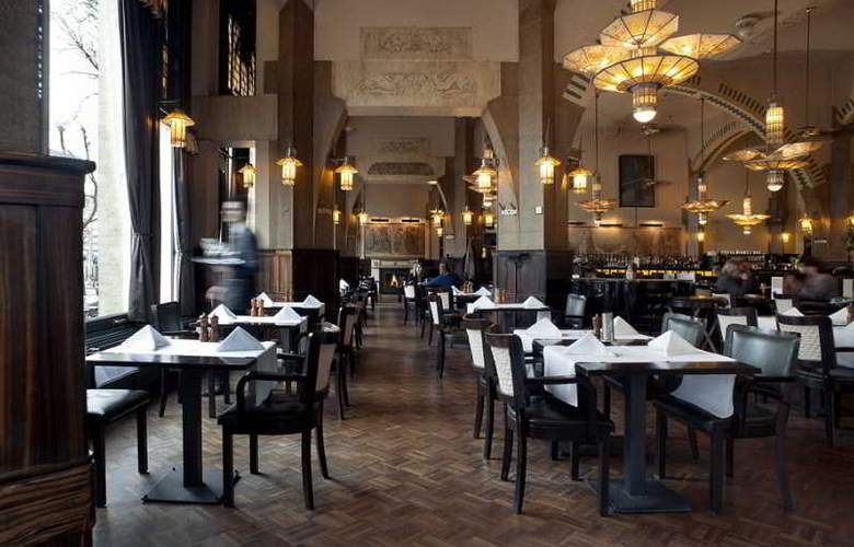American Amsterdam - Restaurant - 8