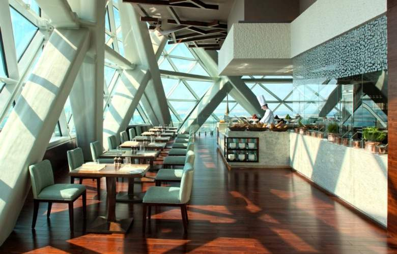 Andaz Capital Gate Abu Dhabi - a concept by Hyatt - Restaurant - 23