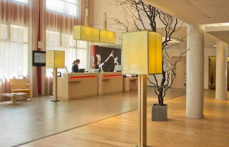 Mercure Amiens Cathedrale - Hotel - 28
