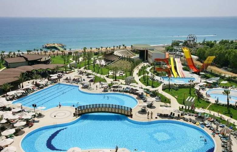 Mukarnas Spa Resort - Pool - 7