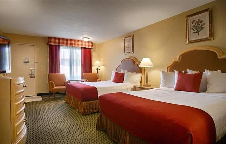 Best Western Roseville Inn - Room - 8