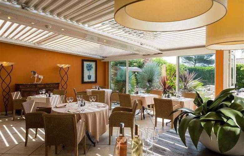 Best Western Hotel Montfleuri - Hotel - 66