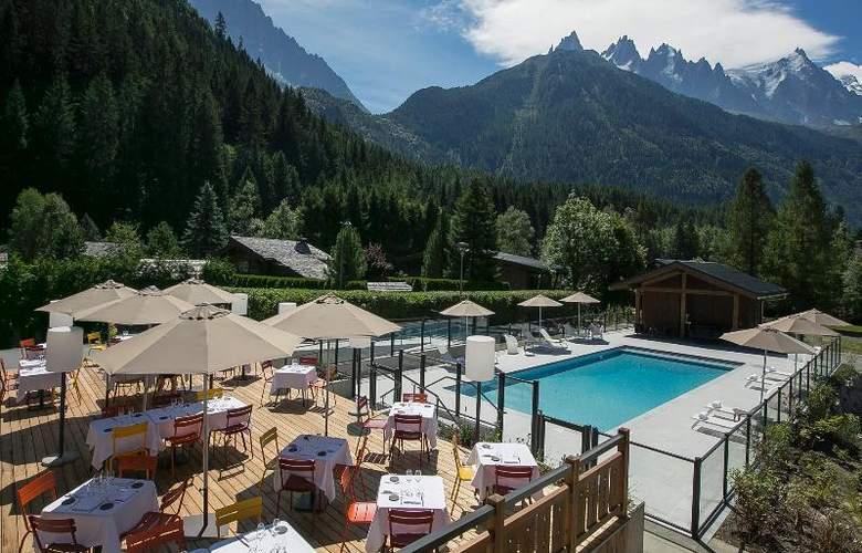 Best Western Plus Excelsior Chamonix Hotel & Spa - Restaurant - 67
