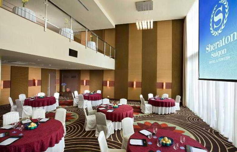 Sheraton Saigon - Hotel - 9