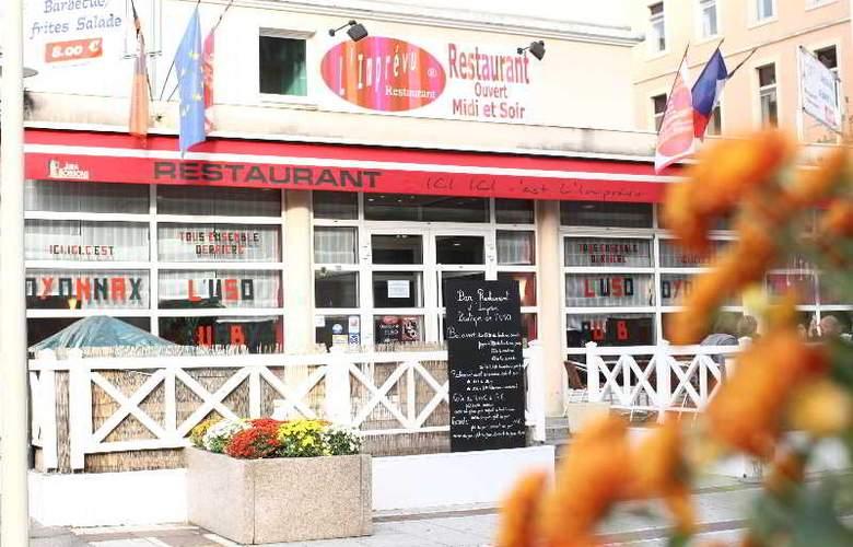 Inter-Hotel Central Parc - Restaurant - 5