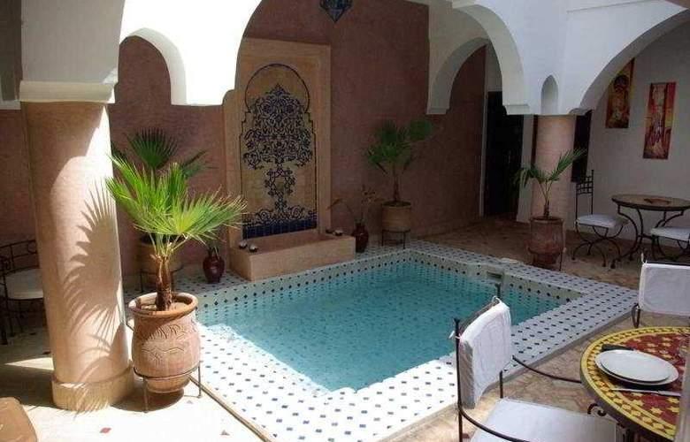 Riad Ailen - Pool - 7
