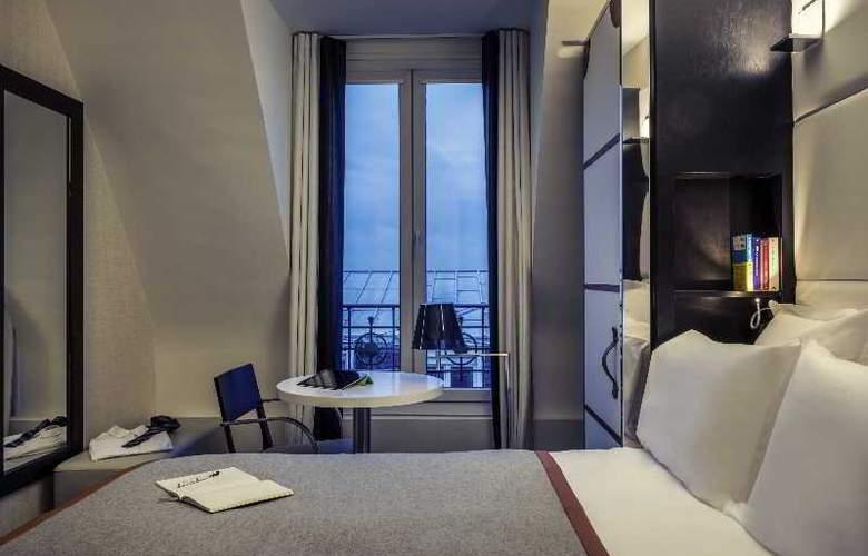 Mercure Paris Saint-Lazare Monceau - Room - 2
