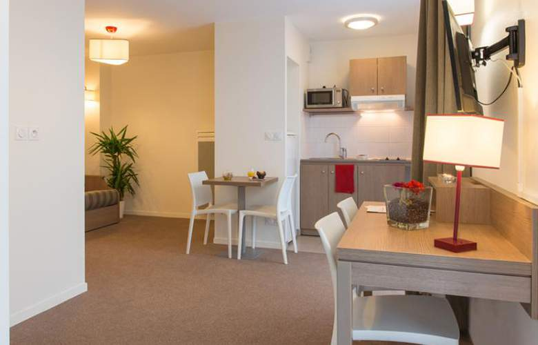 Appart City Saint Nazaire Ocean - Room - 7