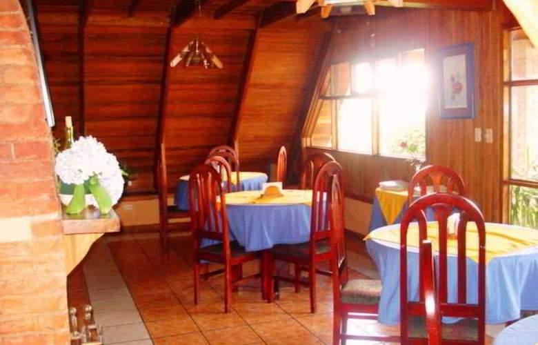 Villa Zurqui - Restaurant - 2
