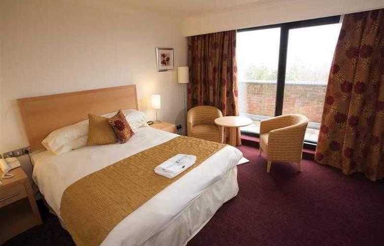 Best Western Forest Hills Hotel - Hotel - 162