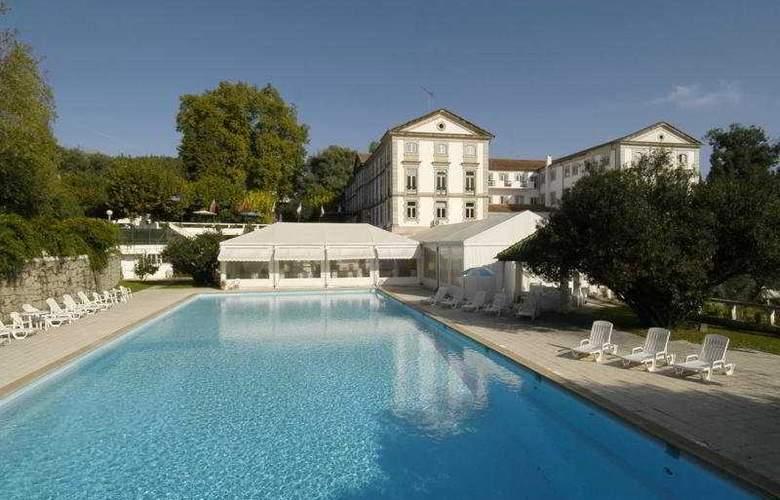 Grande Hotel das Caldas da Felgueira - Pool - 8