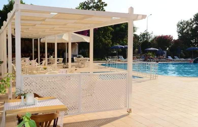 Sevki Bey Hotel - Pool - 13
