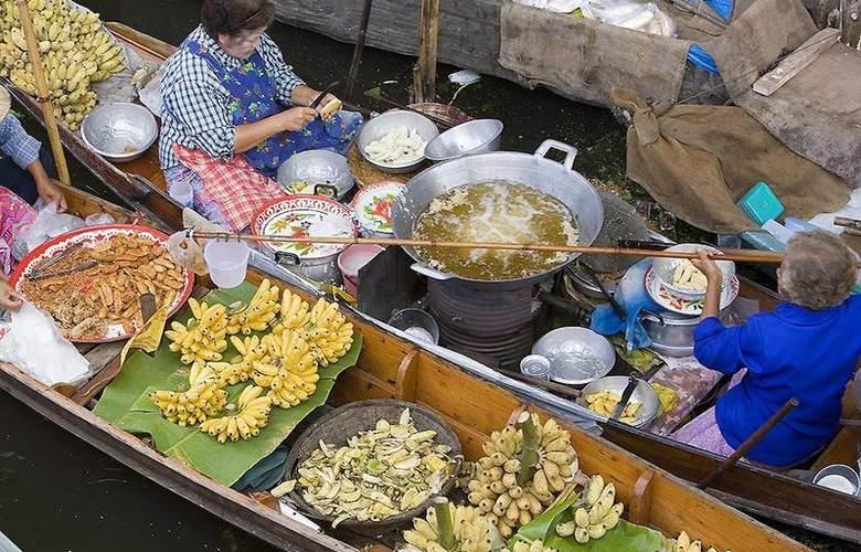 Grand Mercure Bangkok Asoke Residence - Restaurant - 42