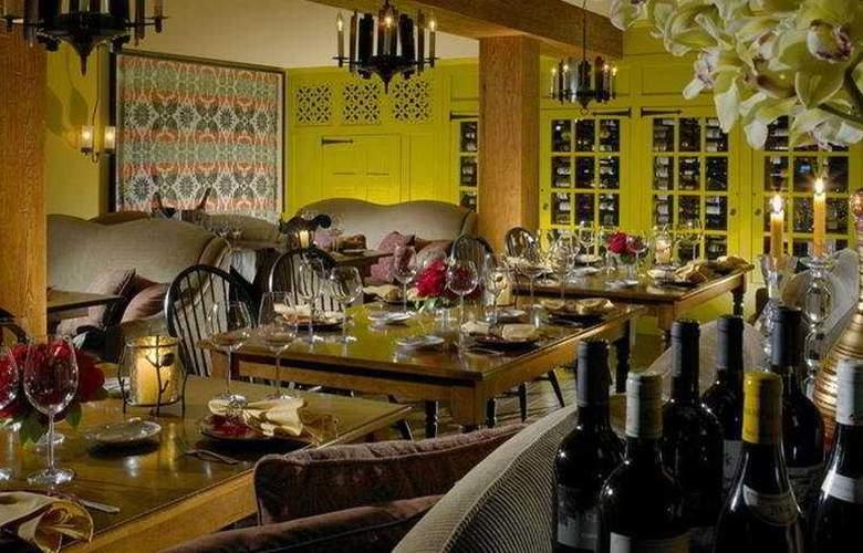Omni Bedford Springs Resort - Restaurant - 8
