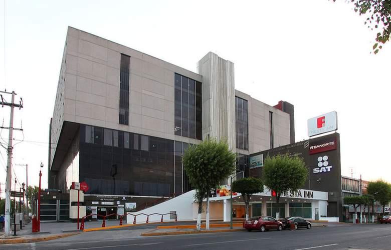 Fiesta Inn Tlalnepantla - Hotel - 0