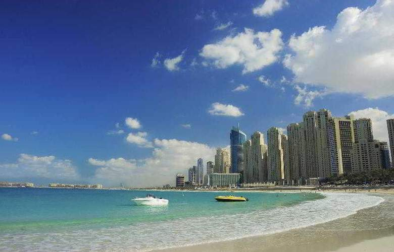 Four Points by Sheraton Sheikh Zayed Road - Beach - 44